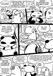 eECa let's be mangakas p 3 by EggyComics