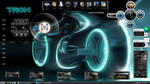 THEMES TRON LEGACY WITH WINSTEP XTREME