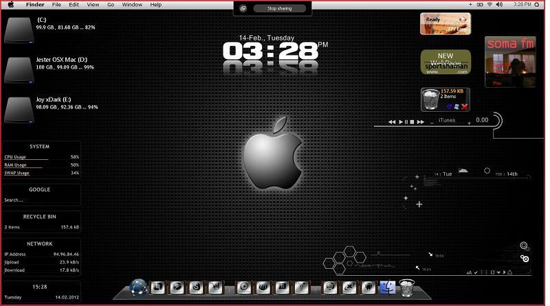 Mac Desktop Mac Desktop Themes Mac Osx