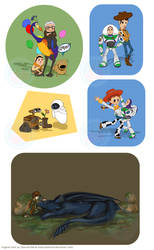 Pixar Favorites