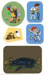 Pixar Favorites