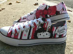 Hello Kitty Shoes 1