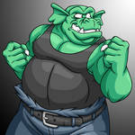 Super Orc Fighter 2 Turbo