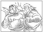 Commission: Yokel vs Viking