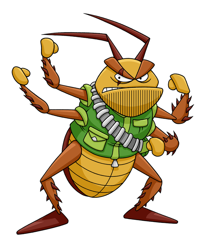 John Cockroach by MatthewSmith