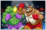 Mutant League Boxing