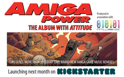 Amiga Power: The Album With Attitude by MatthewSmith