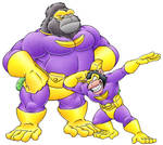 Apeman and Monkeyboy