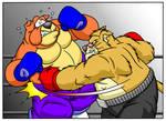 Butch vs Rex: Body Blow