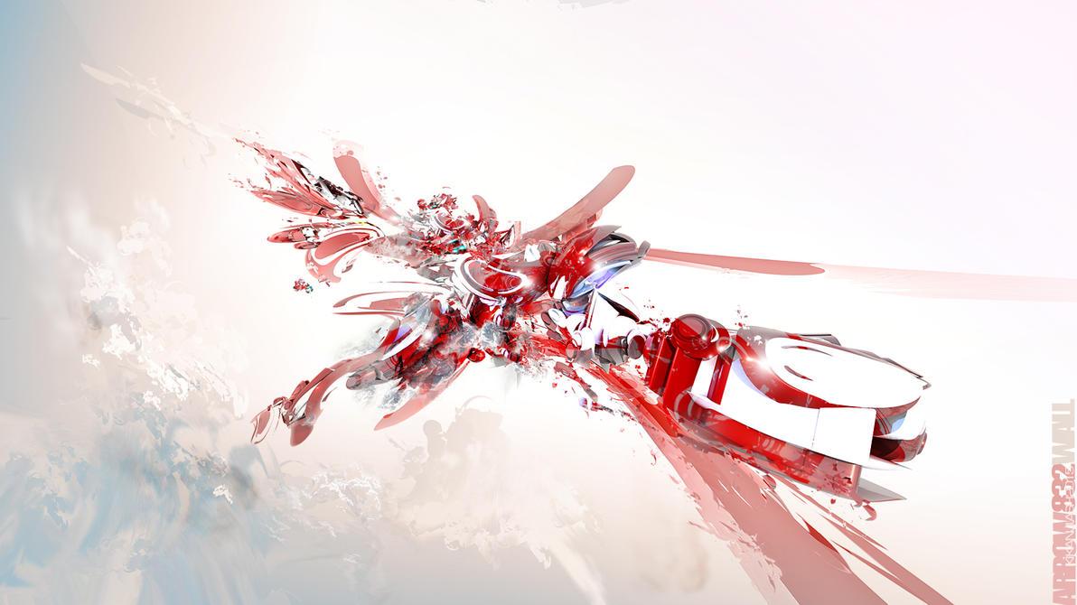 ___arrow832__wall by kikanji