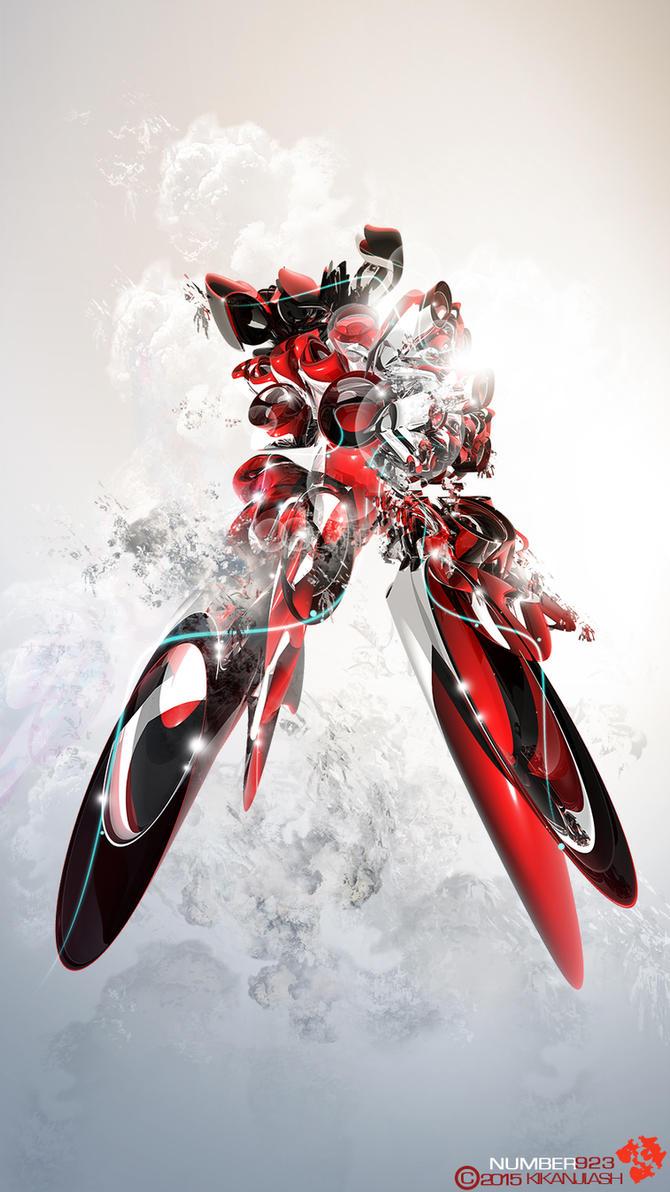 ___number 923 by kikanji