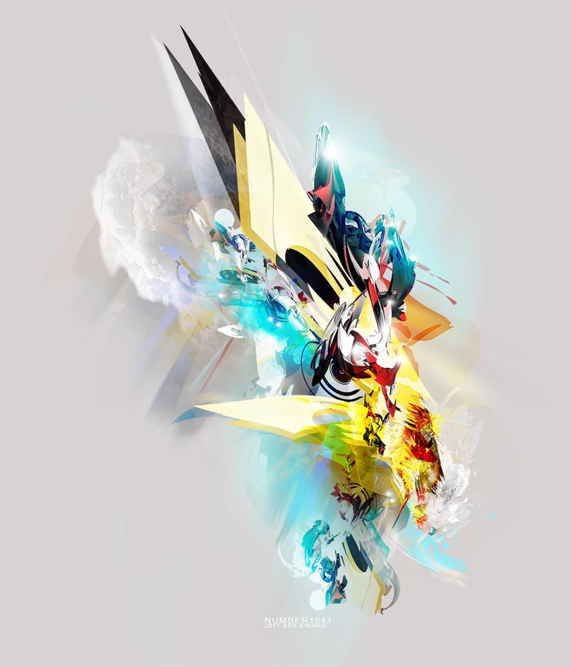 ___ number1041 by kikanji