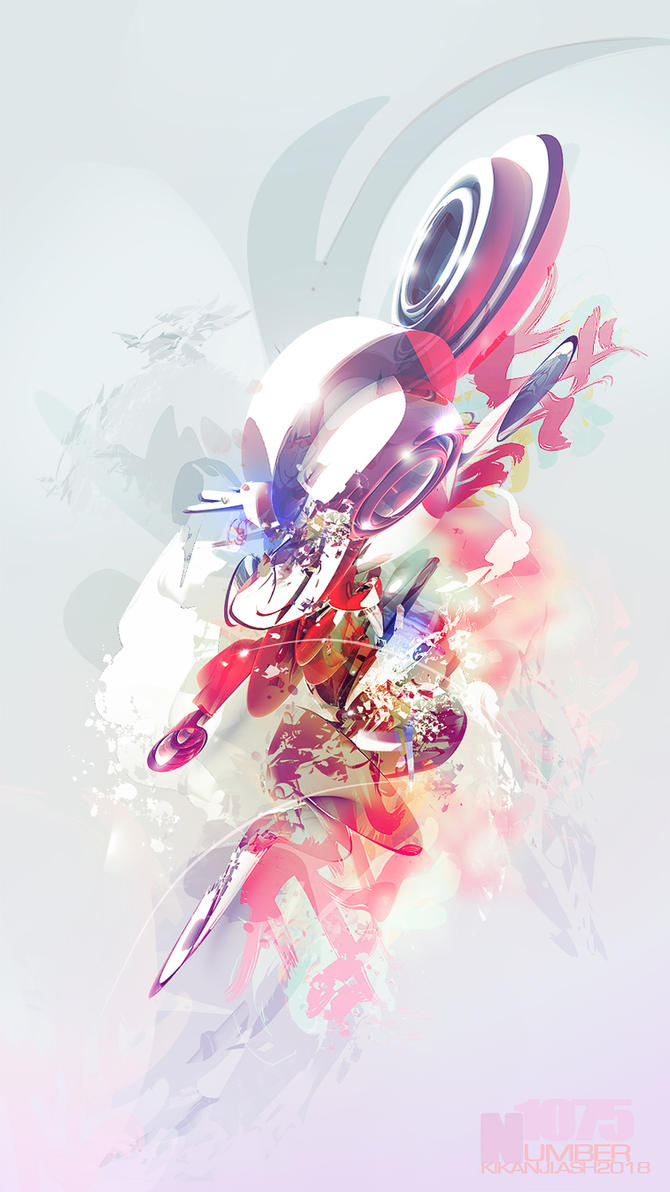 __Number1075 by kikanji