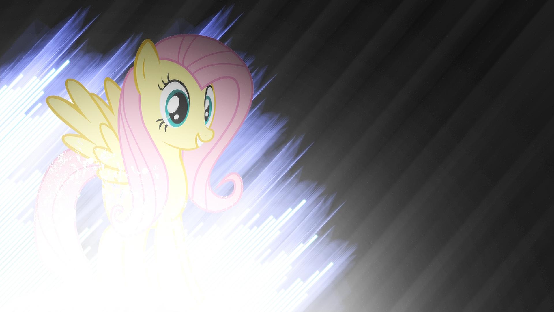 Fluttershy burst by BronyYAY123