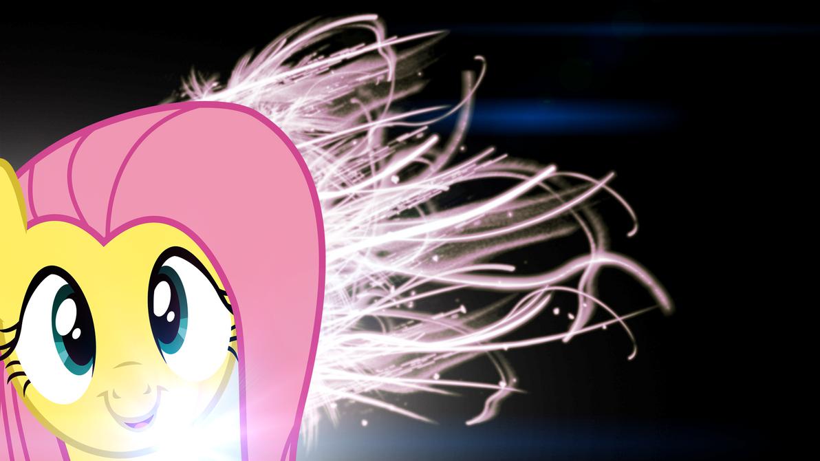 Fluttershy burst 2 by BronyYAY123