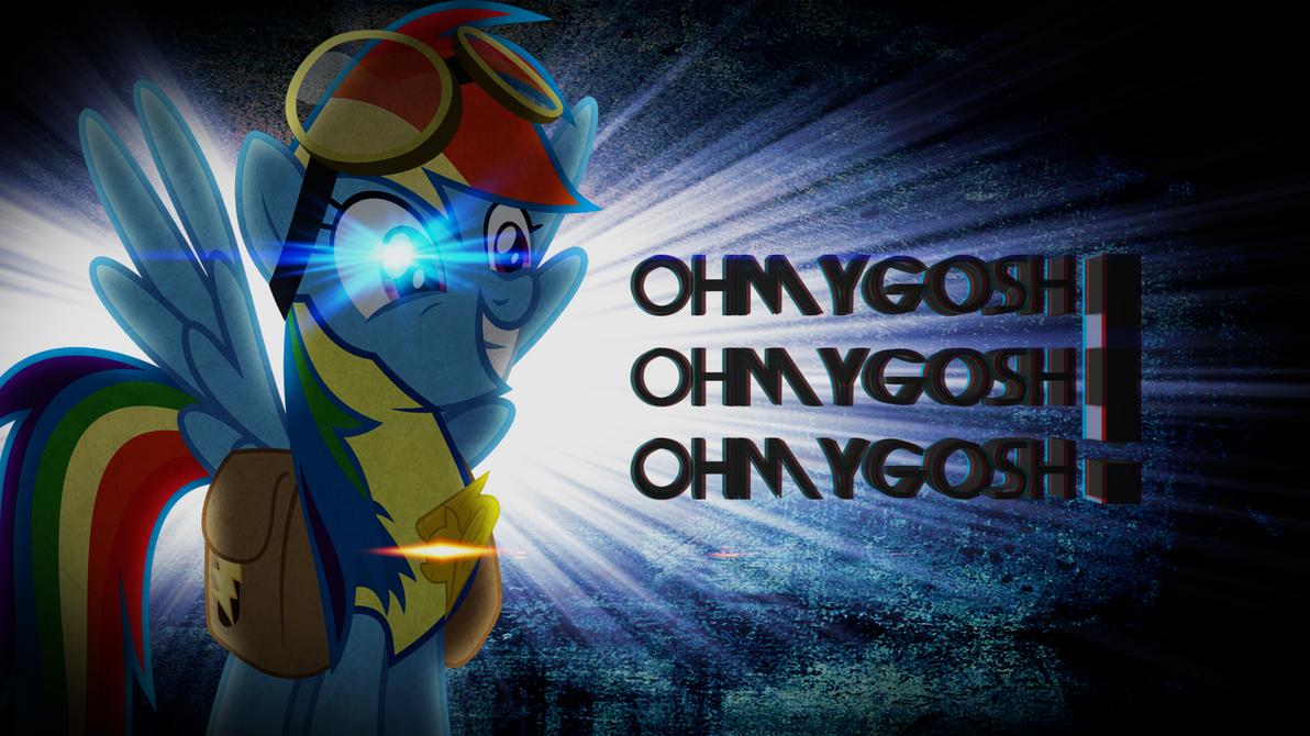 OHMYGOSH! by BronyYAY123