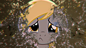 Crying Derpy