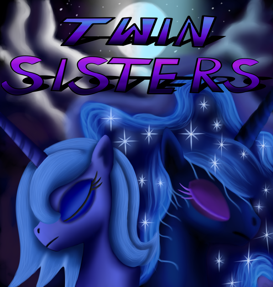 TA - Twin Sisters cover art. by Bonaxor