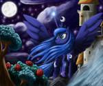 The Moon Princess by Bonaxor