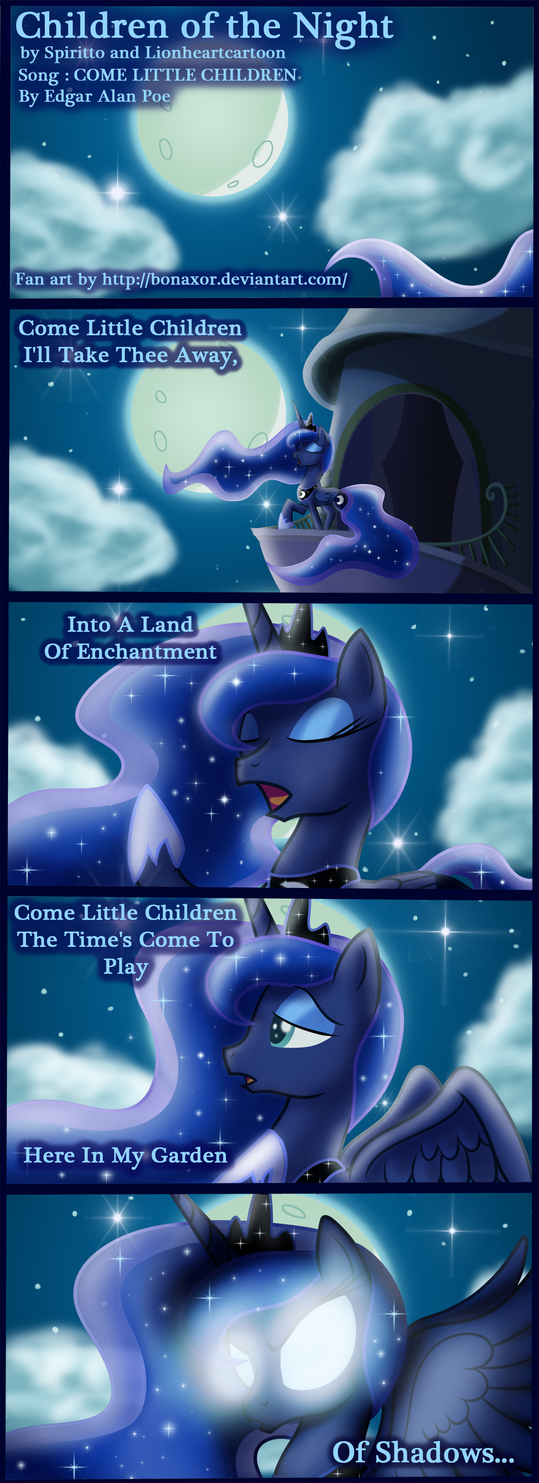 Childern of the nIght by Bonaxor
