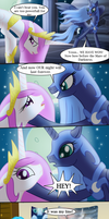 MLP : TA - It was my Line by Bonaxor