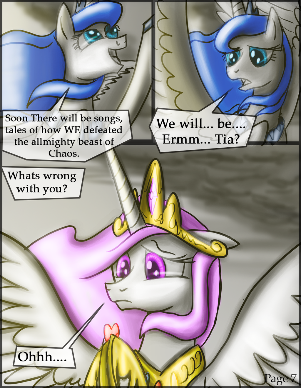 MLP : TA - Corruption Page 7 by Bonaxor