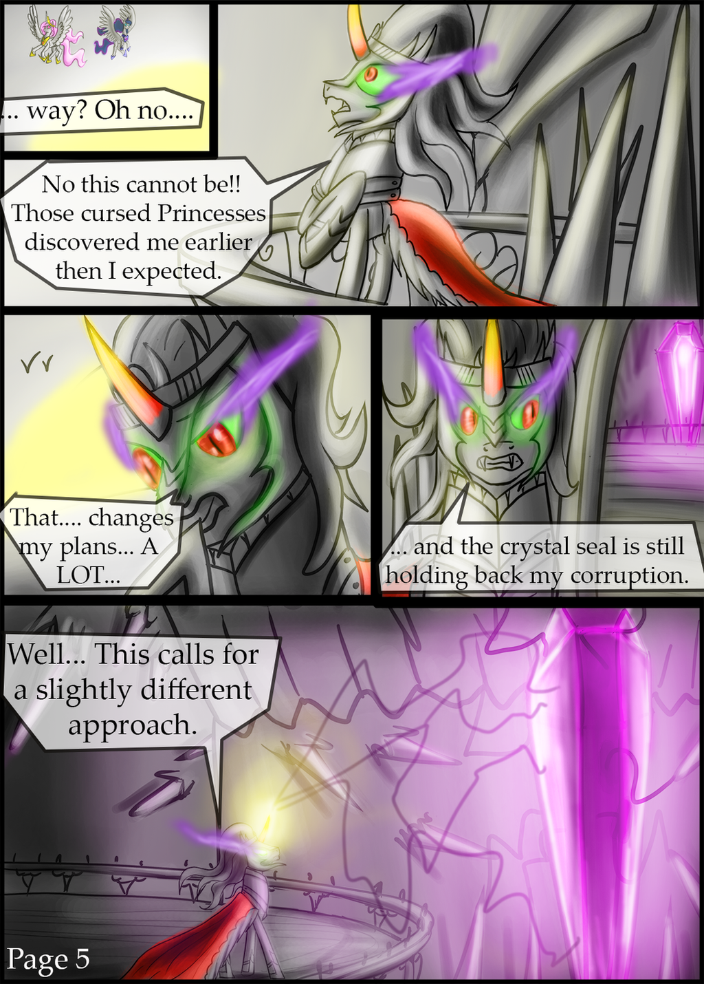 MLP : TA - Corruption Page 5 by Bonaxor