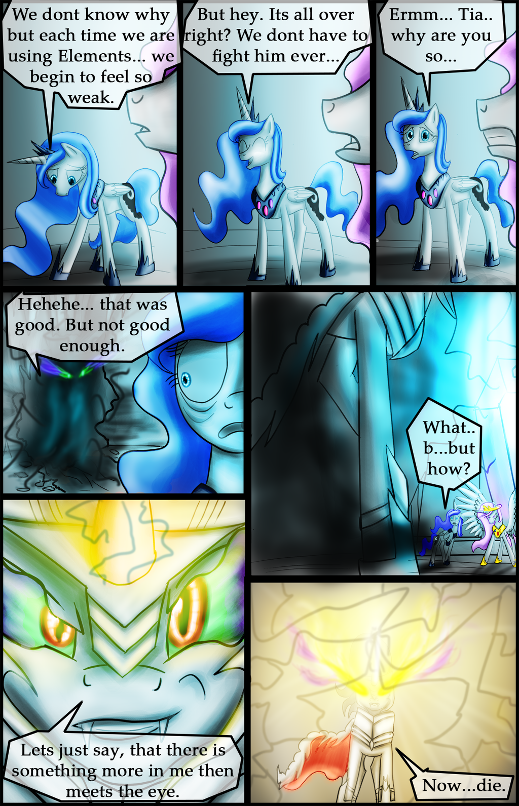 mlp ta corruption page 22 by bonaxor on deviantart