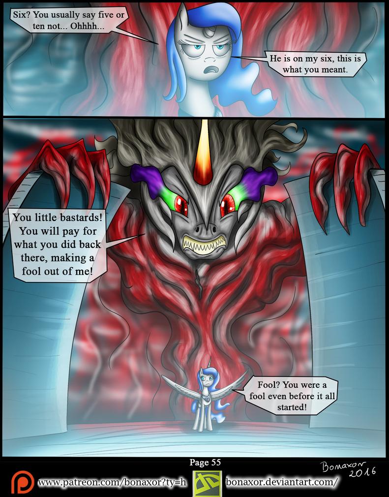 MLP : TA - Corruption Page 55 by Bonaxor