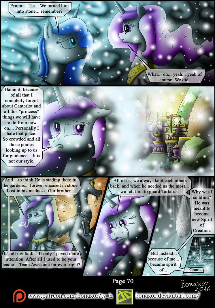 MLP : TA - Corruption Page 70 by Bonaxor