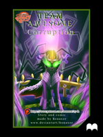 Team Awesome - Corruption - FULL COMIC by Bonaxor