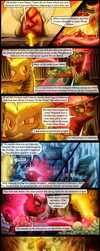 The Greater Flame #19: The Daughters of Infernox by Bonaxor