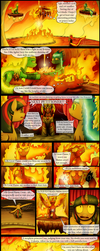 The Greater Flame #22: Princess of Flame and Fury by Bonaxor