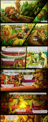 The Greater Flame #23: Two Bugs, a Bat, and a Birb by Bonaxor