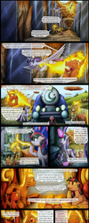 The Greater Flame #24 : Fiery Tempers by Bonaxor
