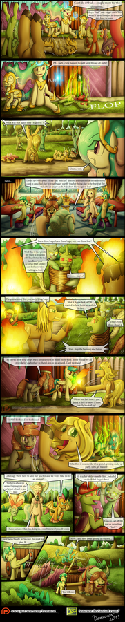 The Greater Flame #25: Burn These Bugs! 1-2-3-4!