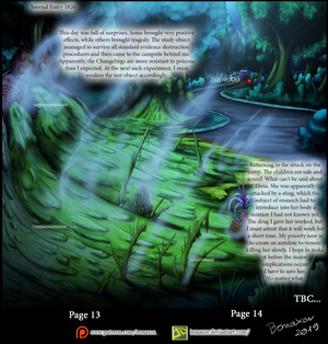 WT - Order of Nature #13-14