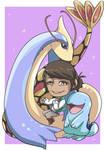 OCs: Rui (Pokemon AU)