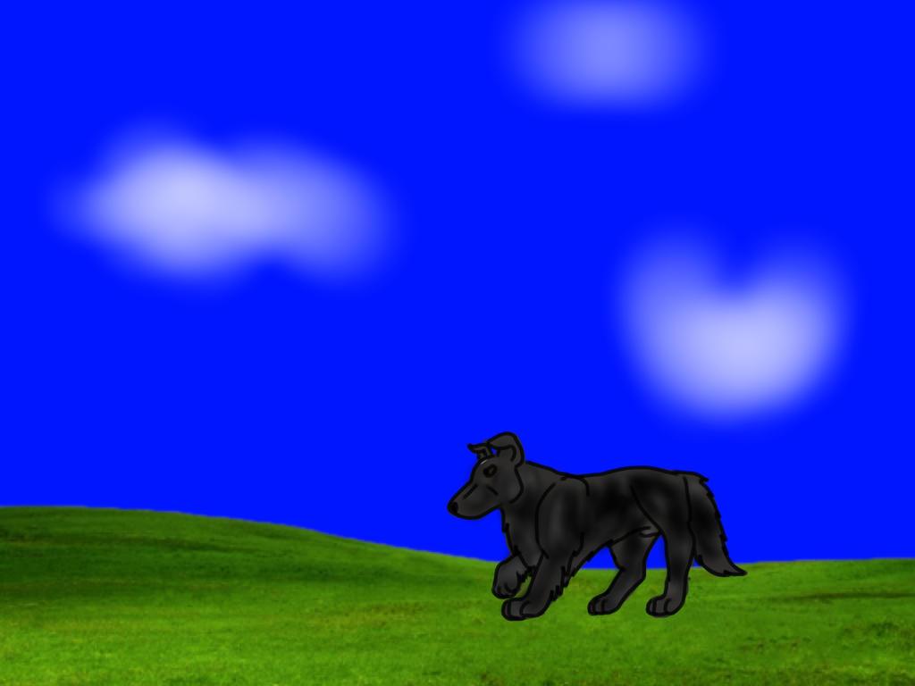 IMK's the golden god by blueshinewolfstar1