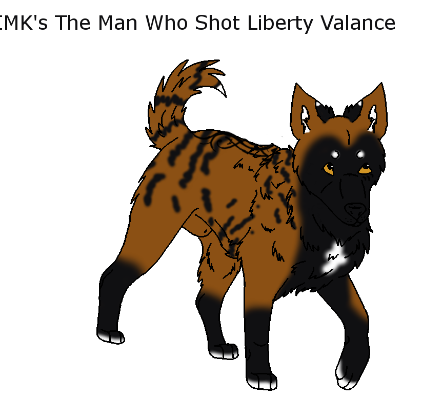 IMK's The Man Who Shot Liberty Valance By