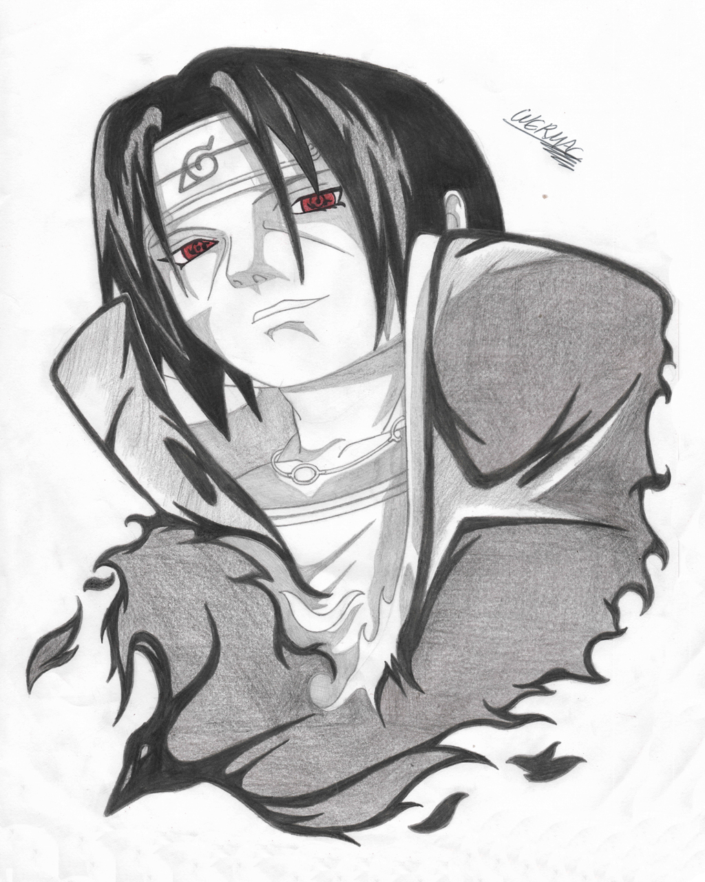 Naruto Shippuden By WermaC On DeviantArt