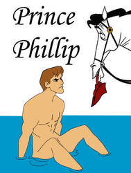 Naked Disney1.0 Prince Phillip by the-prince--charming