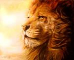 Miniature Lion