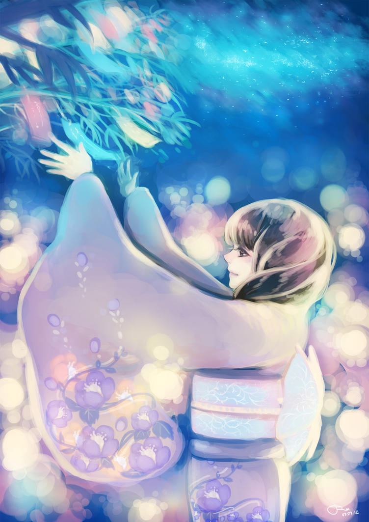 Tanabata by rm-parfait