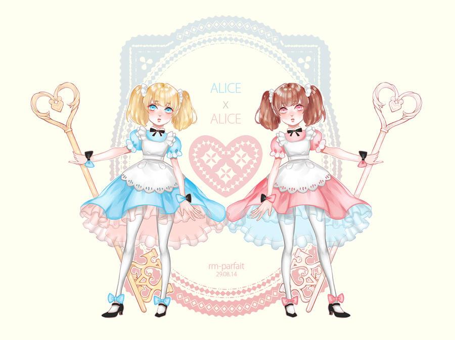 ALICE x ALICE by rm-parfait