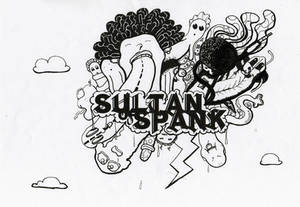 Sultan of Spank -Color contest