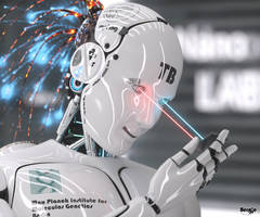 Robot ChipReader Update by Bergie81