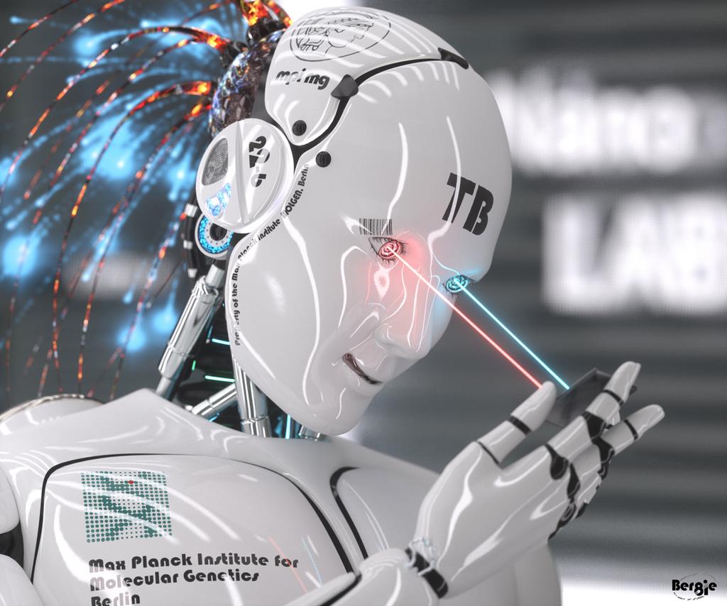Robot ChipReader Update