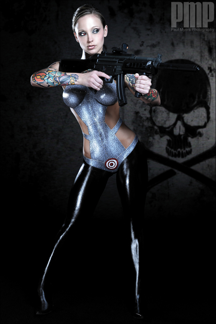 Kami Body Paint by pmyers on DeviantArt