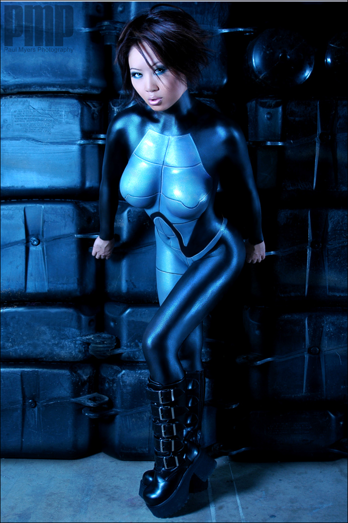 Celeste Body Paint by pmyers